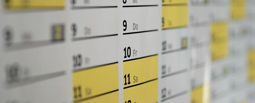 días de auditoría