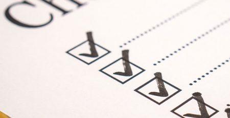 Checklist de auditoría