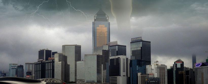 eventos de baja probabilidad y alto impacto