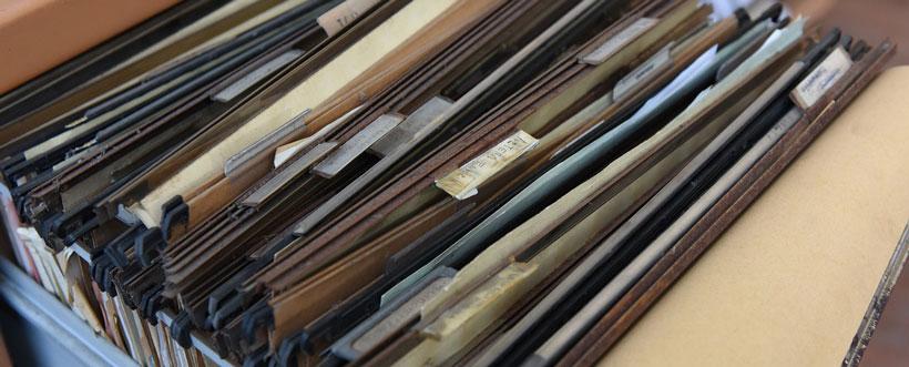 Información en papel en ISO 27001
